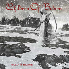 Children Of Bodom Halo Of Blood Deluxe CD+DVD - Almaraz Records | Tienda de Discos y Películas