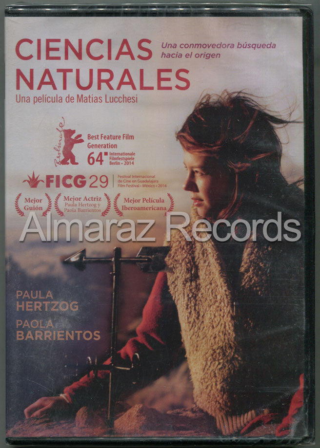 Ciencias Naturales DVD