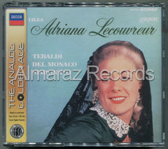 Cilea Adriana Lecouvreur The Analog Golden Age 2CD
