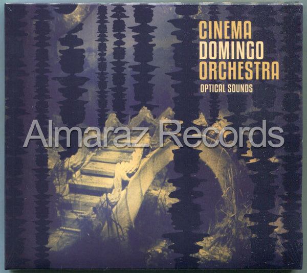 Cinema Domingo Orchestra Optical Sounds CD