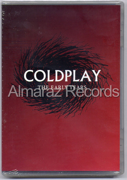 Coldplay The Early Years DVD - Bizarre Festival - Les Eurokeenes - Almaraz Records | Tienda de Discos y Películas  - 1