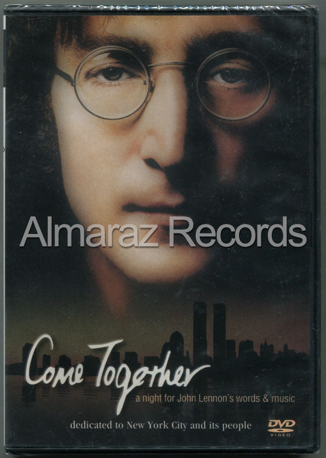 John Lennon Come Together A Night For John Lennon's Words And Music DVD - Almaraz Records | Tienda de Discos y Películas  - 1