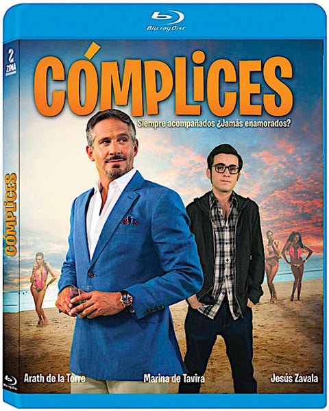Complices Blu-Ray
