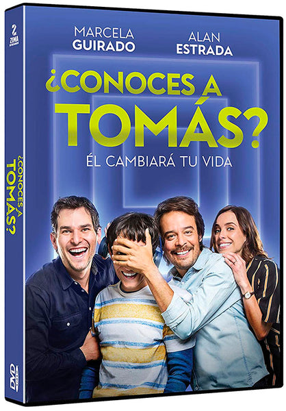¿Conoces A Tomas? DVD