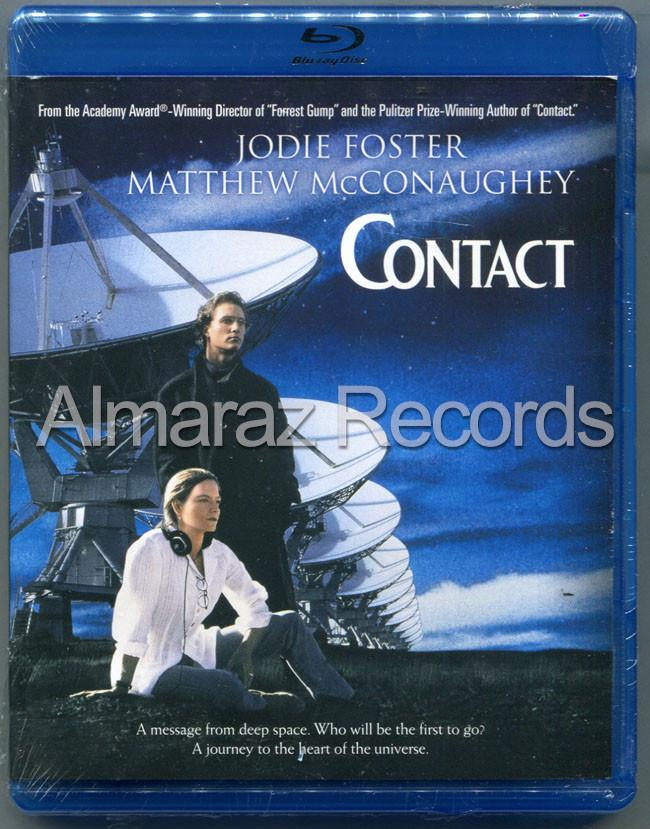 Contacto Blu-Ray