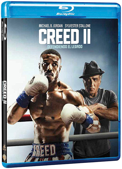 Creed 2 Defendiendo El Legado Blu-Ray