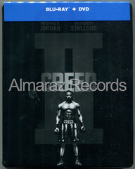 Creed 2 Defendiendo El Legado Steelbook Blu-Ray