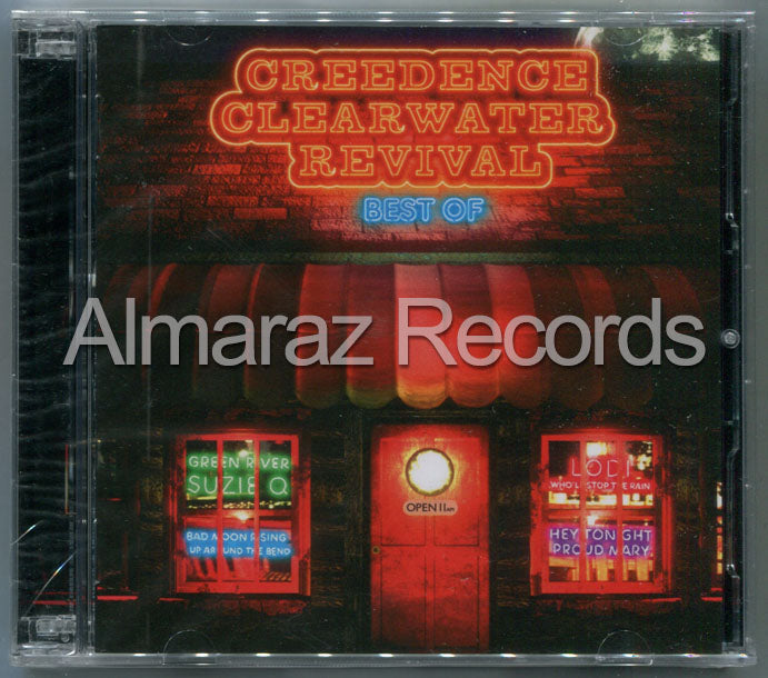 Creedence Clearwater Revival The Best Of 2CD