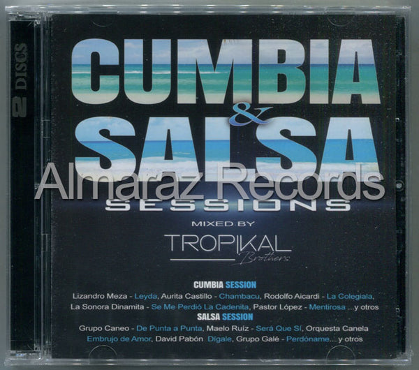 Cumbia & Salsa Sessions 2CD