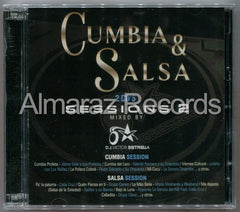 Cumbia & Salsa Sessions Vol. 2 2CD