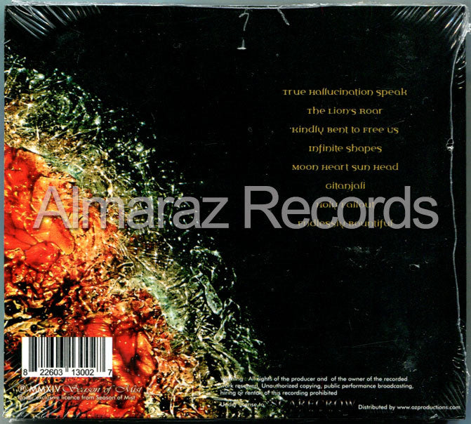 Cynic Kindly Bent To Free Us CD - Almaraz Records | Tienda de Discos y Películas  - 2