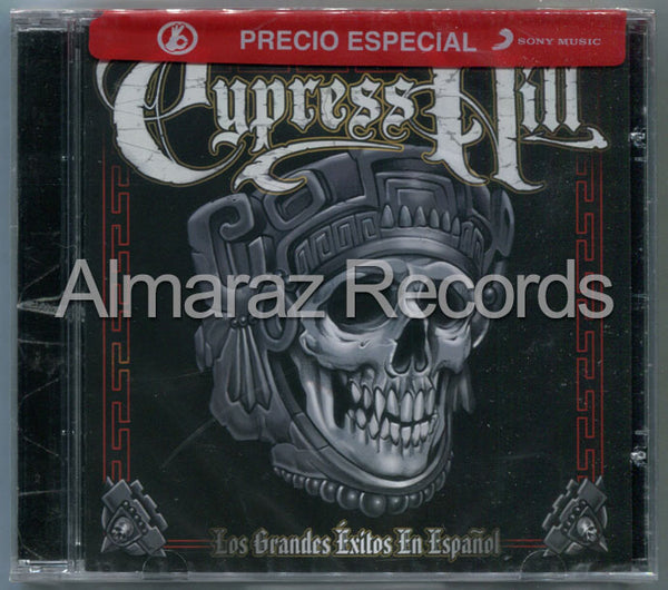 Cypress Hill Los Grandes Exitos En Español CD