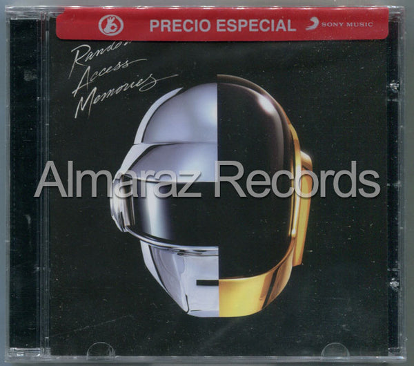 Daft Punk Random Acces Memories CD
