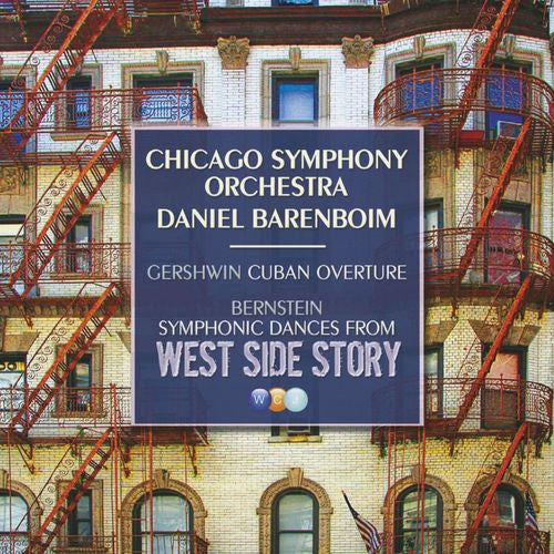 Daniel Barenboim Conducts Bernstein Symphonic Dances From West Side Story CD - Almaraz Records | Tienda de Discos y Películas