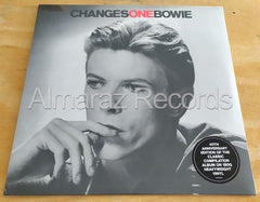 David Bowie ChangesOneBowie 40th Anniversary Vinyl LP
