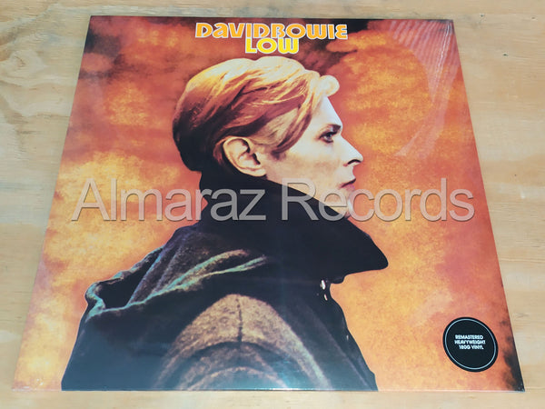 David Bowie Low Vinyl LP