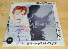 David Bowie Scary Monsters And Super Creeps Vinyl LP