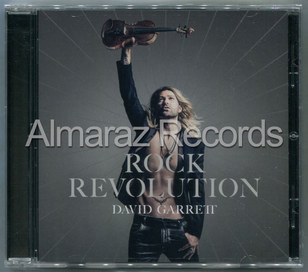 David Garret Rock Revolution CD