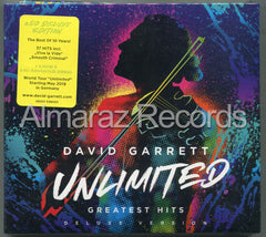 David Garret Unlimited Greatest Hits Deluxe 2CD