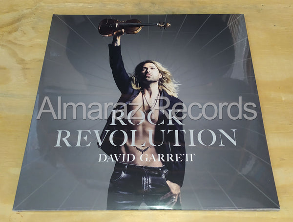 David Garret Rock Revolution Vinyl LP