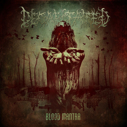 Decapitated Blood Mantra CD+DVD - Almaraz Records | Tienda de Discos y Películas