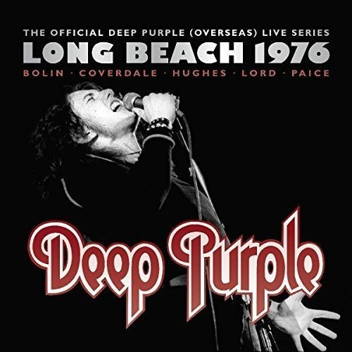 Deep Purple Live In Long Beach 1976 2CD - Almaraz Records | Tienda de Discos y Películas