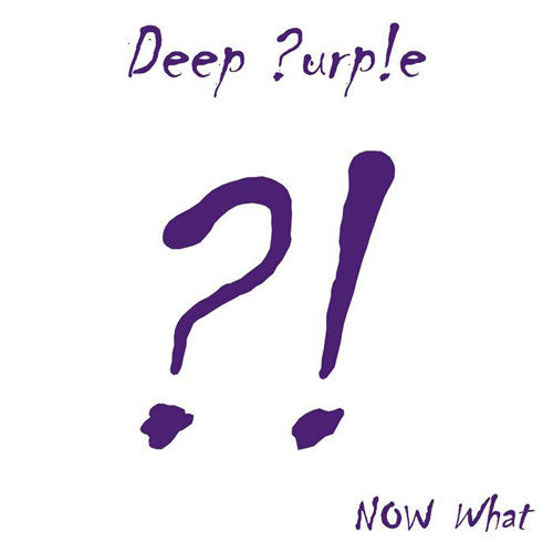 Deep Purple Now What!? CD - Almaraz Records | Tienda de Discos y Películas