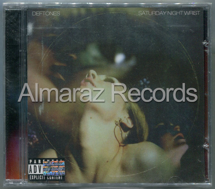 Deftones Saturday Night Wrist CD - Almaraz Records | Tienda de Discos y Películas  - 1