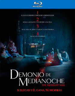 Demonio De Medianoche Blu-Ray