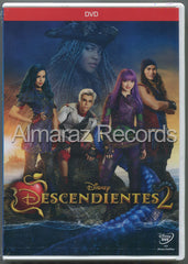 Los Descendientes 2 DVD