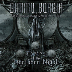 Dimmu Borgir Forces Of The Northern Night 2CD+DVD