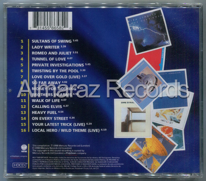Dire Straits Sultans Of Swing The Very Best Of CD