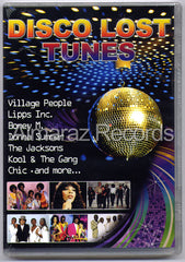 Disco Lost Tunes DVD - MusikLaden - Village People Donna Summer - Almaraz Records | Tienda de Discos y Películas  - 1