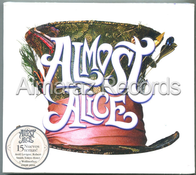 Disney Almost Alice CD - Almaraz Records | Tienda de Discos y Películas  - 1