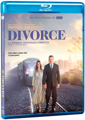 Divorce Temporada 1 Blu-Ray