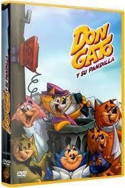 Don Gato Y Su Pandilla La Pelicula DVD - Top Cat The Movie - Almaraz Records | Tienda de Discos y Películas