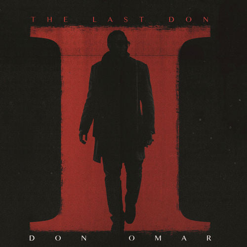 Don Omar The Last Don II CD - Almaraz Records | Tienda de Discos y Películas