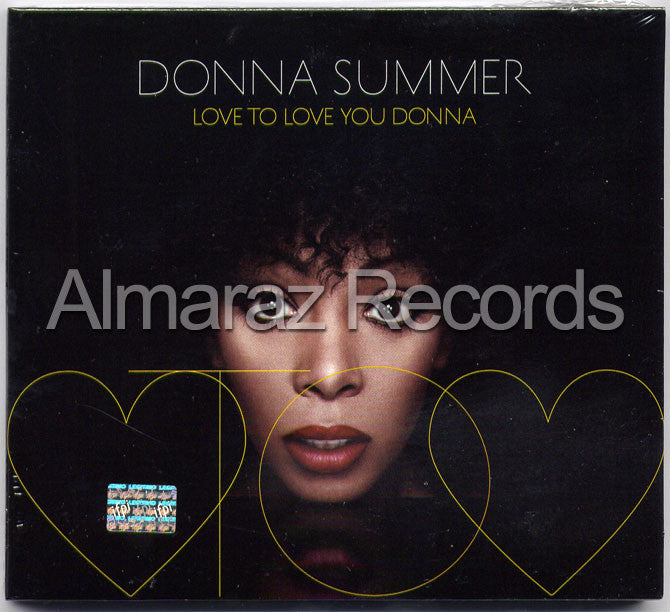 Donna Summer Love To Love You Donna CD - Almaraz Records | Tienda de Discos y Películas  - 1