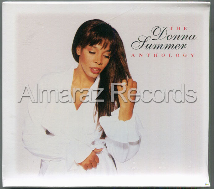 Donna Summer The Donna Summer Anthology 2CD