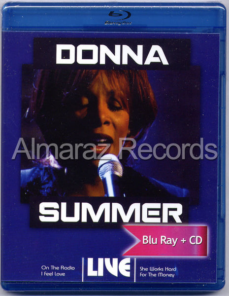 Donna Summer Live Blu-Ray+CD - Manhattan Center New York 1999 - Almaraz Records | Tienda de Discos y Películas  - 1