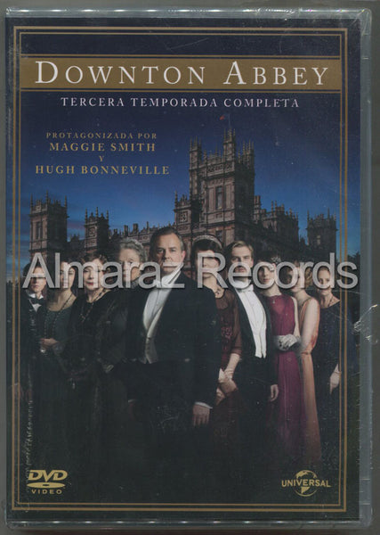 Downton Abbey Temporada 3 DVD