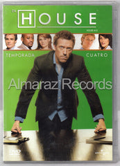 Dr. House Temporada 4 4DVD