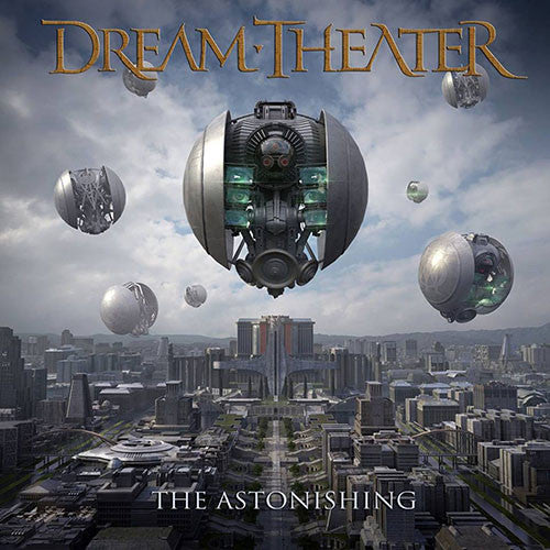 Dream Theater The Astonishing 2CD - Almaraz Records | Tienda de Discos y Películas