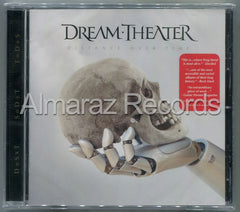 Dream Theater Distance Over Time CD