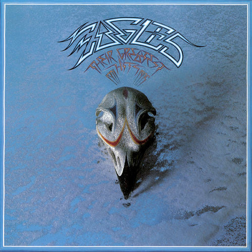 The Eagles Their Greatest Hits CD - Almaraz Records | Tienda de Discos y Películas