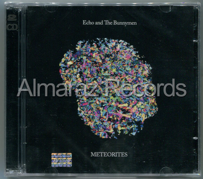 Echo And The Bunnymen Meteorites CD+DVD - Almaraz Records | Tienda de Discos y Películas  - 1