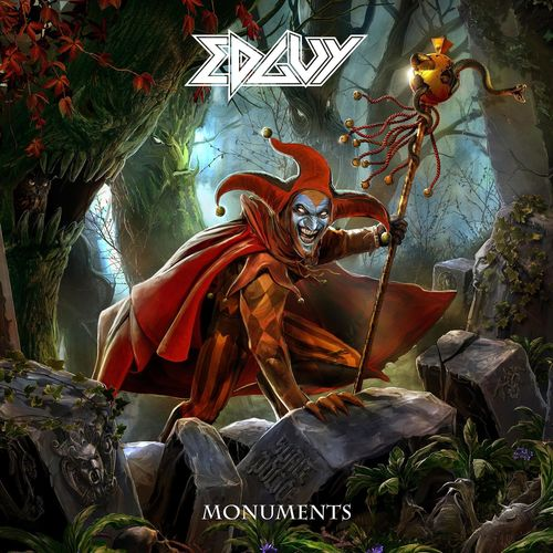 Edguy Monuments 2CD+DVD
