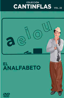 El Analfabeto DVD