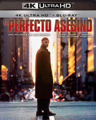 El Perfecto Asesino Blu-Ray 4K Ultra HD + Blu-Ray