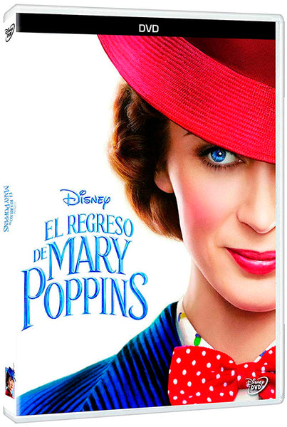 El Regreso De Mary Poppins DVD